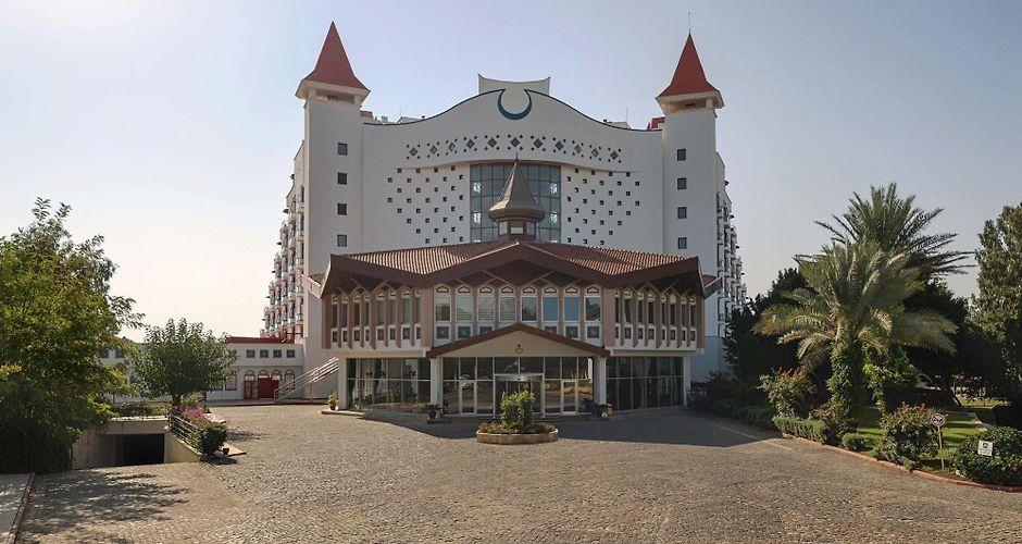 antalya otelleri 5 yıldızlı belek